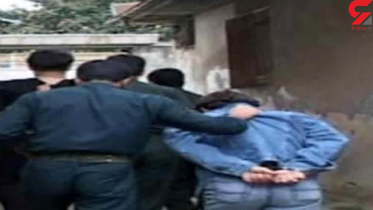 پایان اوباش گری های شرور شهرستان نظرآباد