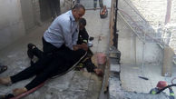 خودکشی وحشتناک زن اهوازی / او خانه اش را به آتش کشید