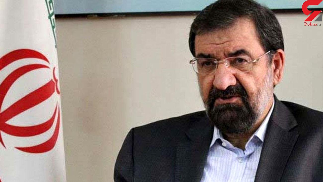 توصیه تسلیحاتی محسن رضایی به دولت