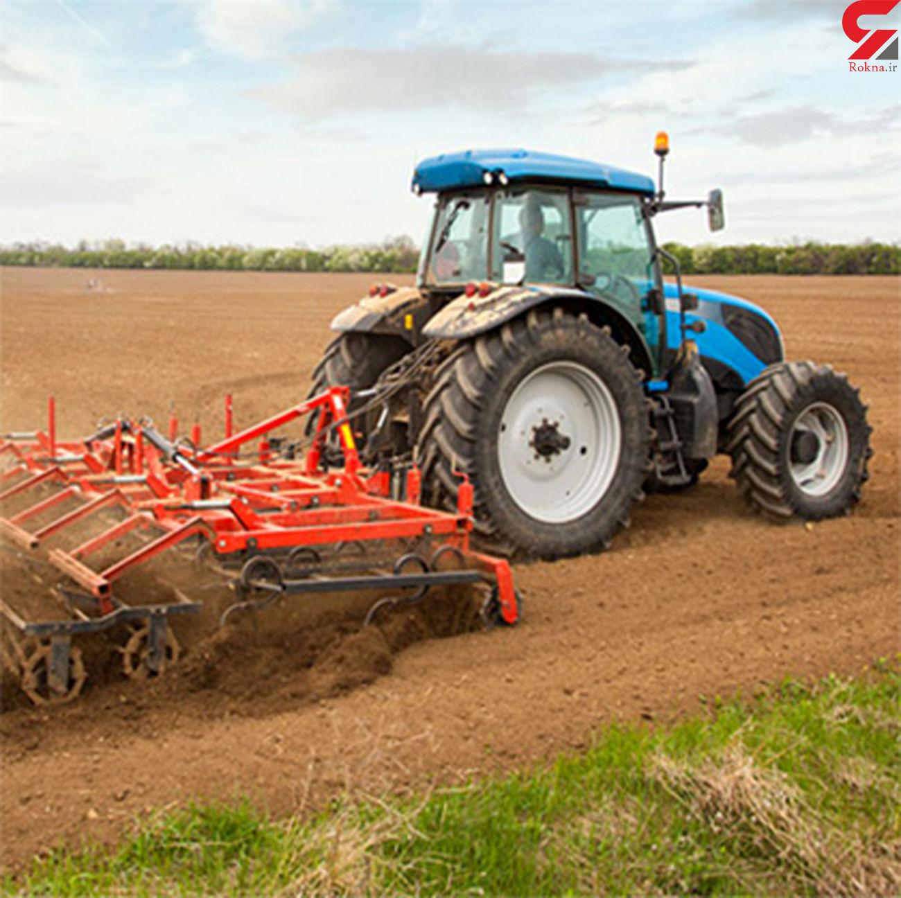سهمیه سوخت ادوات کشاورزی فاقد پلاک قطع می شود