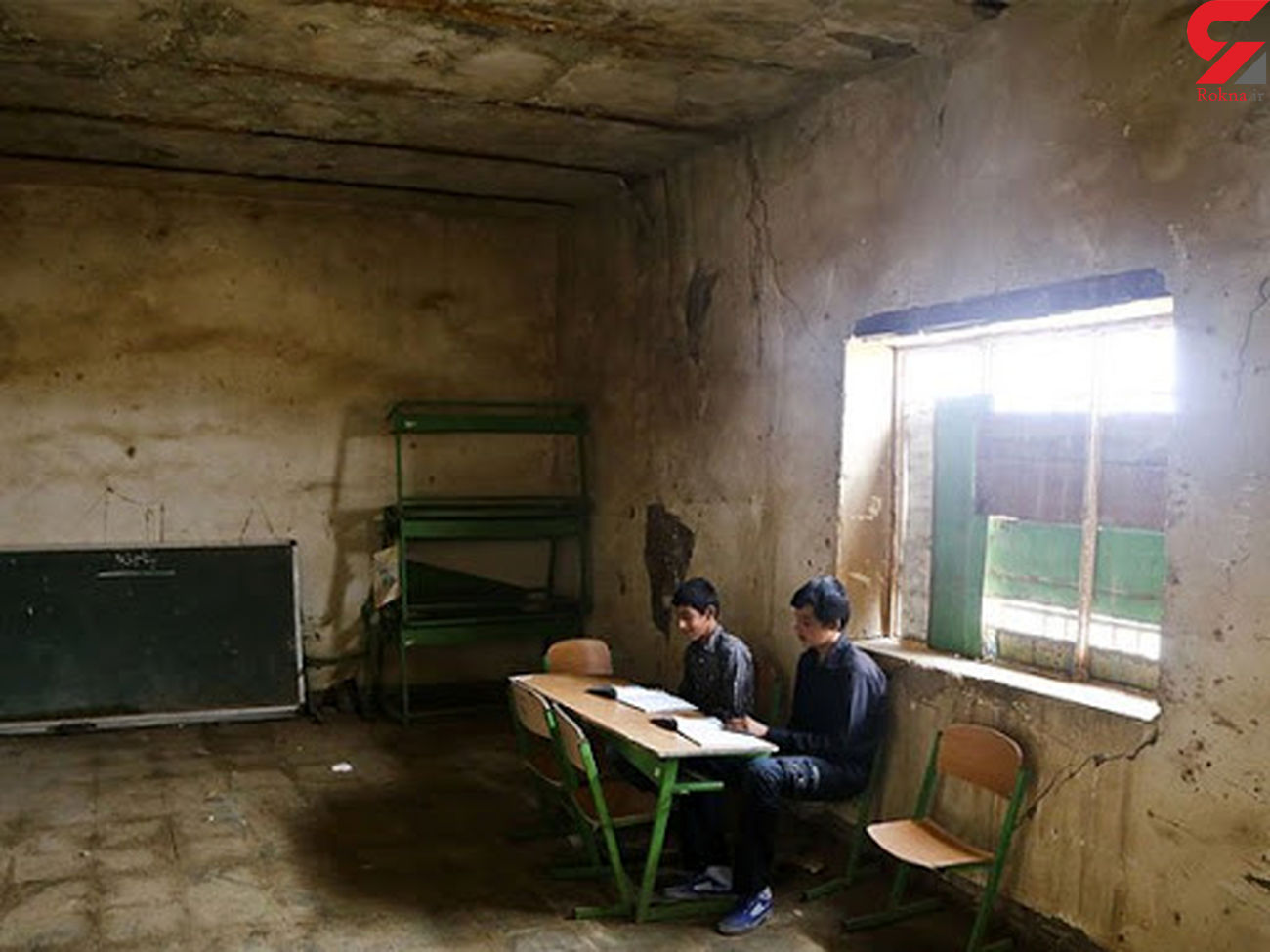 تهران 12هزار کلاس درس کم دارد / 200 مدرسه پیر در دل پایتخت
