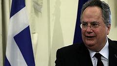 وزیر خارجه یونان استعفا داد