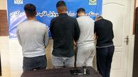 دستگیری اعضای باند سارقان منزل در اهواز
