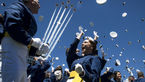 جشن فارغ التحصیلان نیروی هوایی، عکس برگزیده نشنال جئوگرافیک