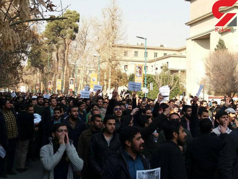 اظهار بی اطلاعی کلانتری از تعداد دانشجویان بازداشتی در اعتراضات اخیر