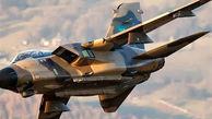 فیلم لحظه اصابت موشک به جنگنده تورنادو عربستان / دو خلبان اسیر شدند