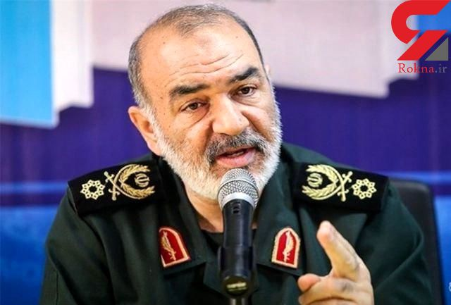 فرمانده کل سپاه : مذاکره و سازش هیچ مسئلهای را حل نمیکند/ باید سیاست حذف تاثیر تحریمها را دنبال کنیم