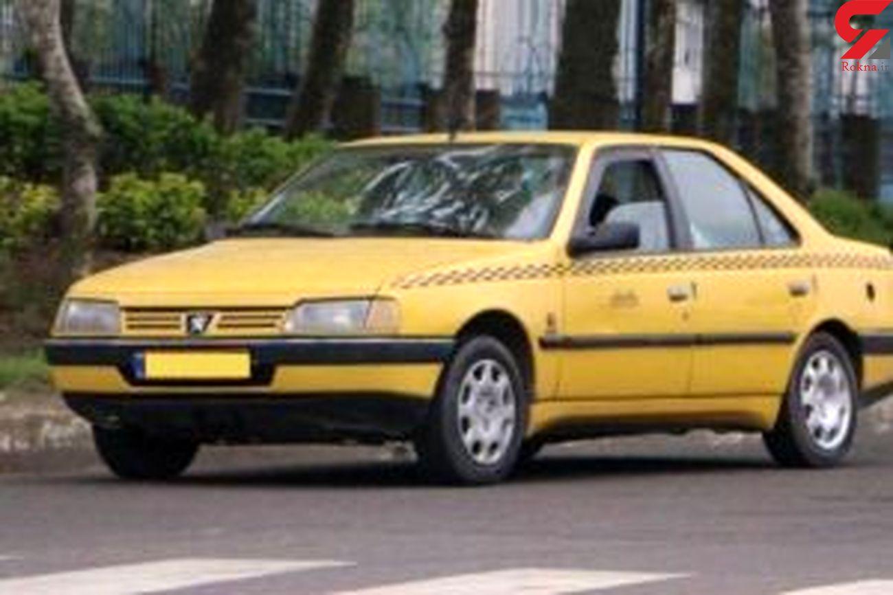 افزایش نرخ ۲۰ درصدی کرایه تاکسی در رشت