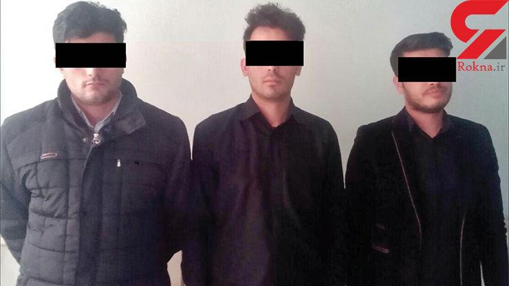 دستگیری اشباح شب مشهد در مجلس ختم مقتول! + عکس