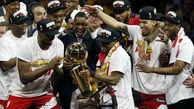 تورنتو قهرمان NBA شد