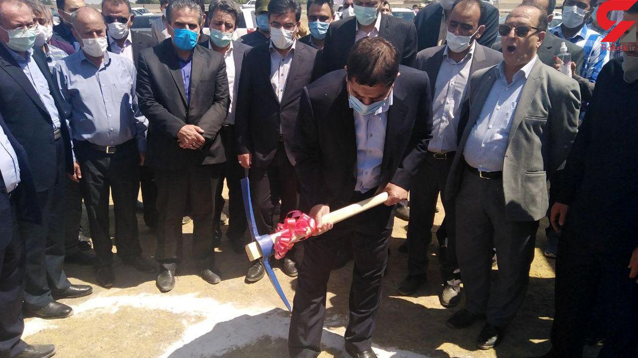 بزرگترین مجتمع صنعتی پرورش و اصلاح نژاد دام سبک در ایران افتتاح شد