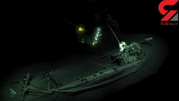 نخستین کشتی غرق شده در دنیا