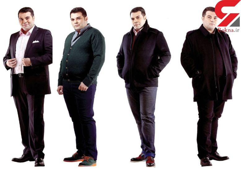 ترفندهای شیک پوشی و جذاب تر شدن برای مردان چاق