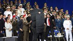 دستگیری یک ژنرال در ونزوئلا در ارتباط با سوء قصد به مادورو