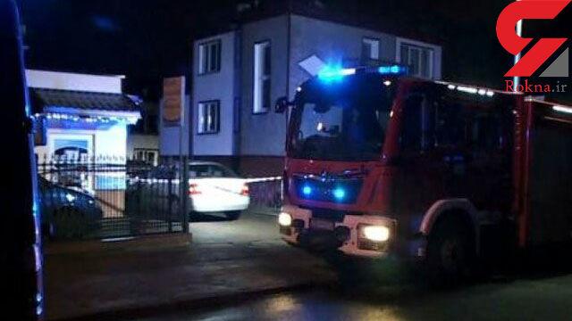 دستگیری تنها مظنونِ آتشسوزی ساختمان در پاریس