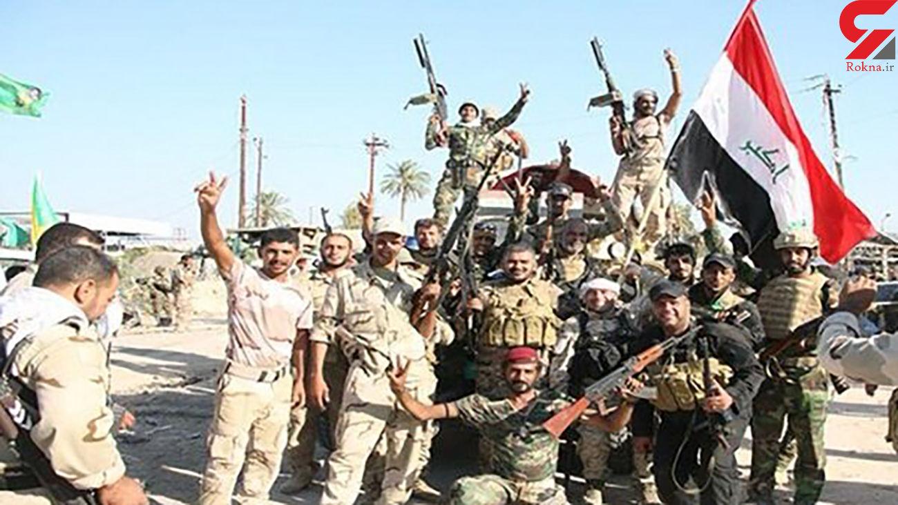 ترور فرماندهان حشد شعبی نافرجام بود / گروهک داعشی متلاشی شد