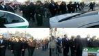 حضور رئیس پلیس تهران در راهپیمایی 22 بهمن