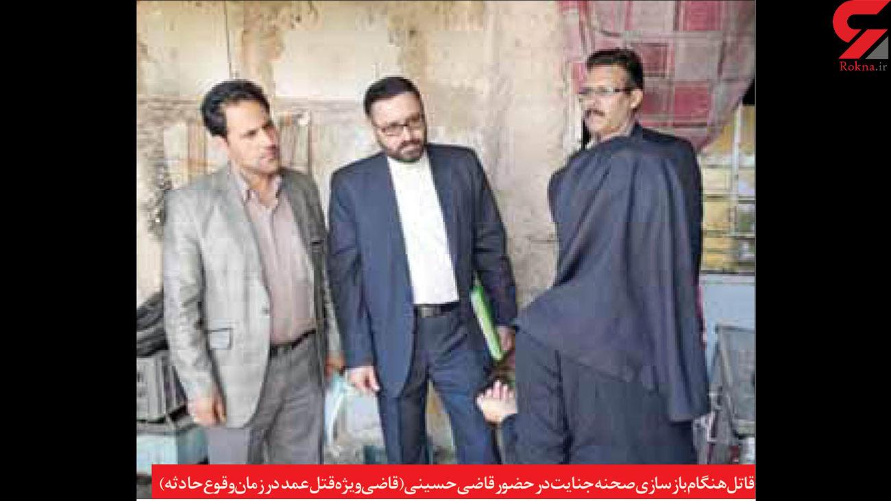 زن جوان در زندان مشهد به دار آویخته شد + عکس