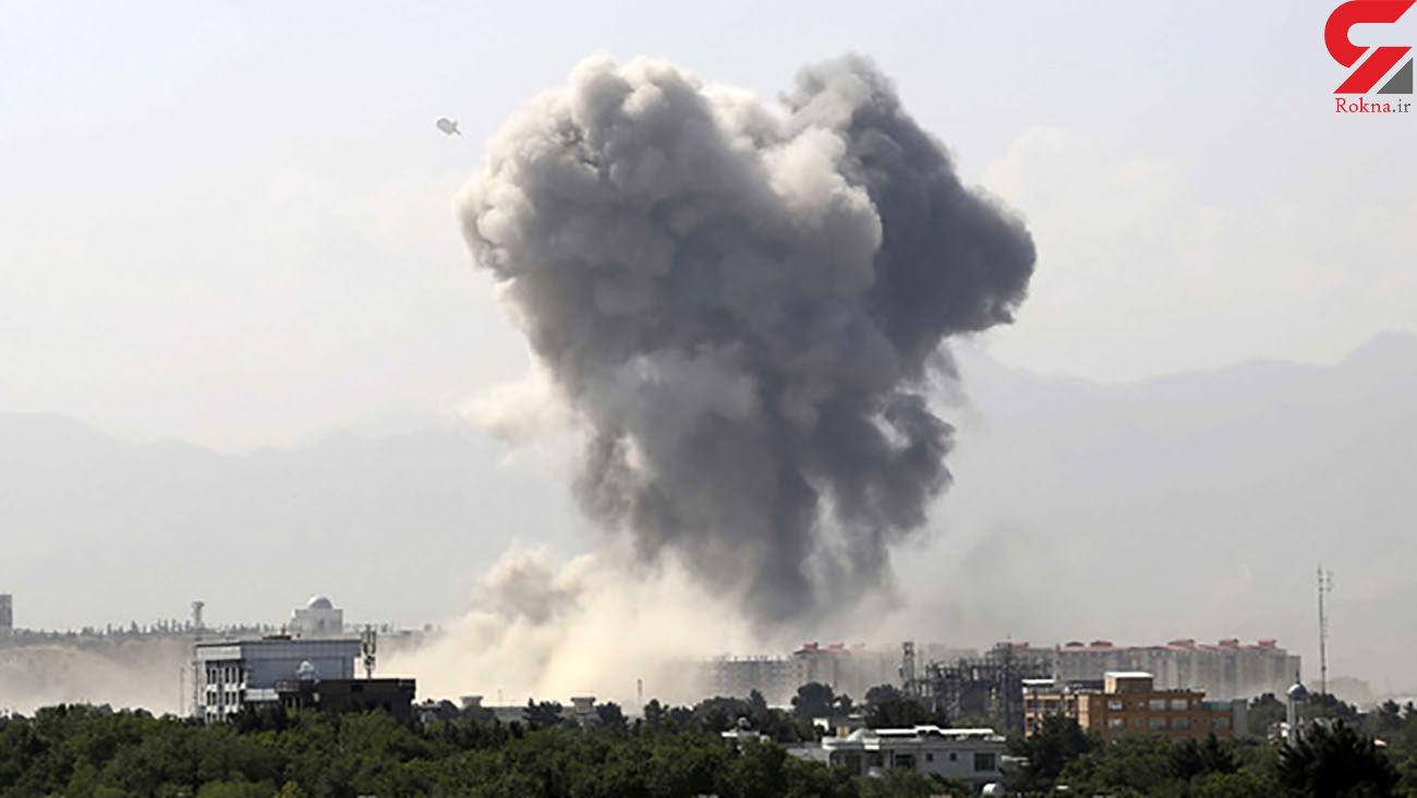 شلیک 14 موشک به منطقه دیپلماتیک کابل