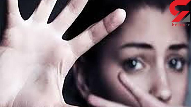 مرگ تلخ یک زن هنگام آزار شیطانی مرد پلید / امریکا