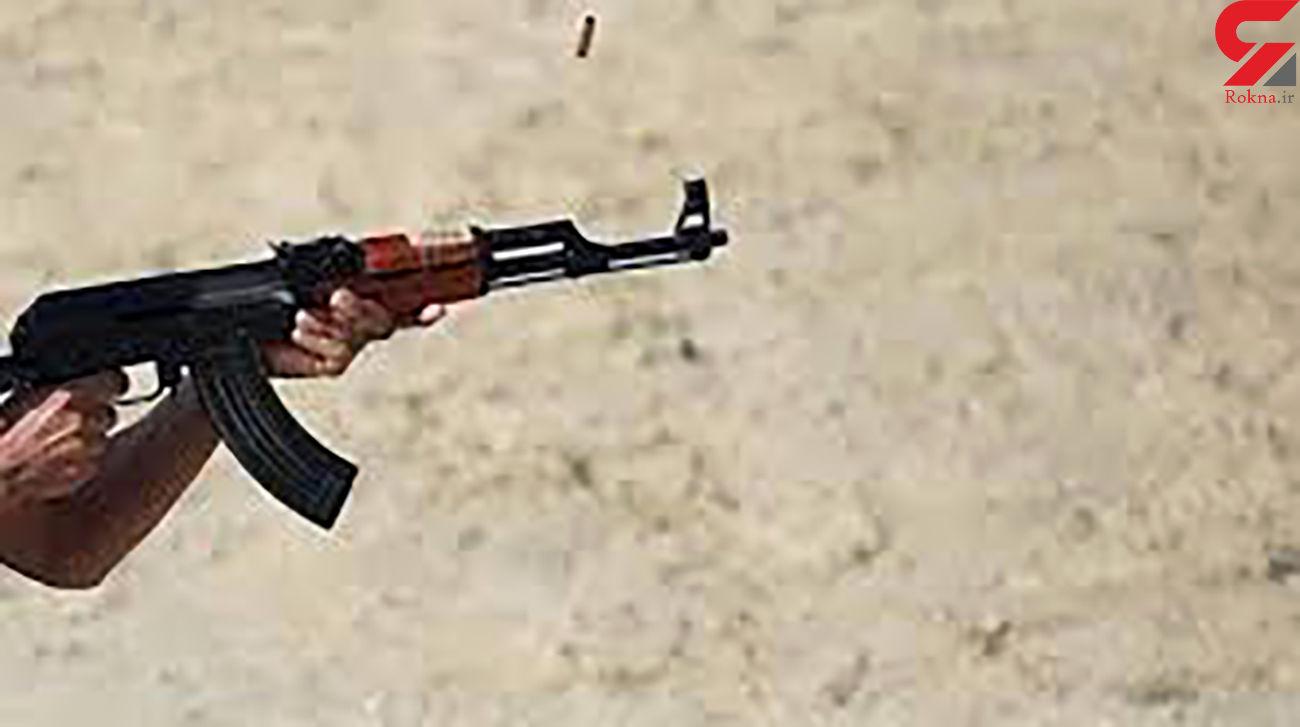 تیرباران یک مرد خارجی در رفسنجان / موتورسواران فرار کردند