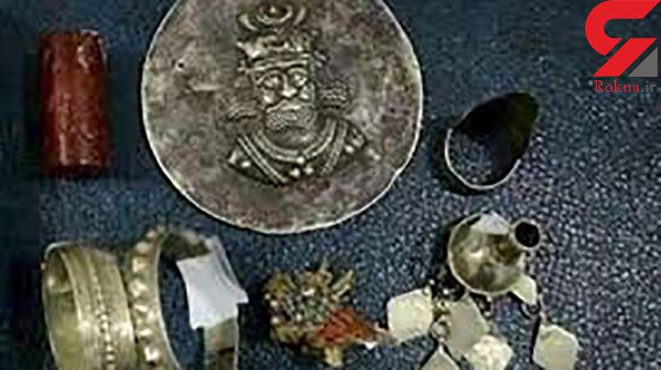 کشف عتیقهجات هزاره اول قبل از میلاد