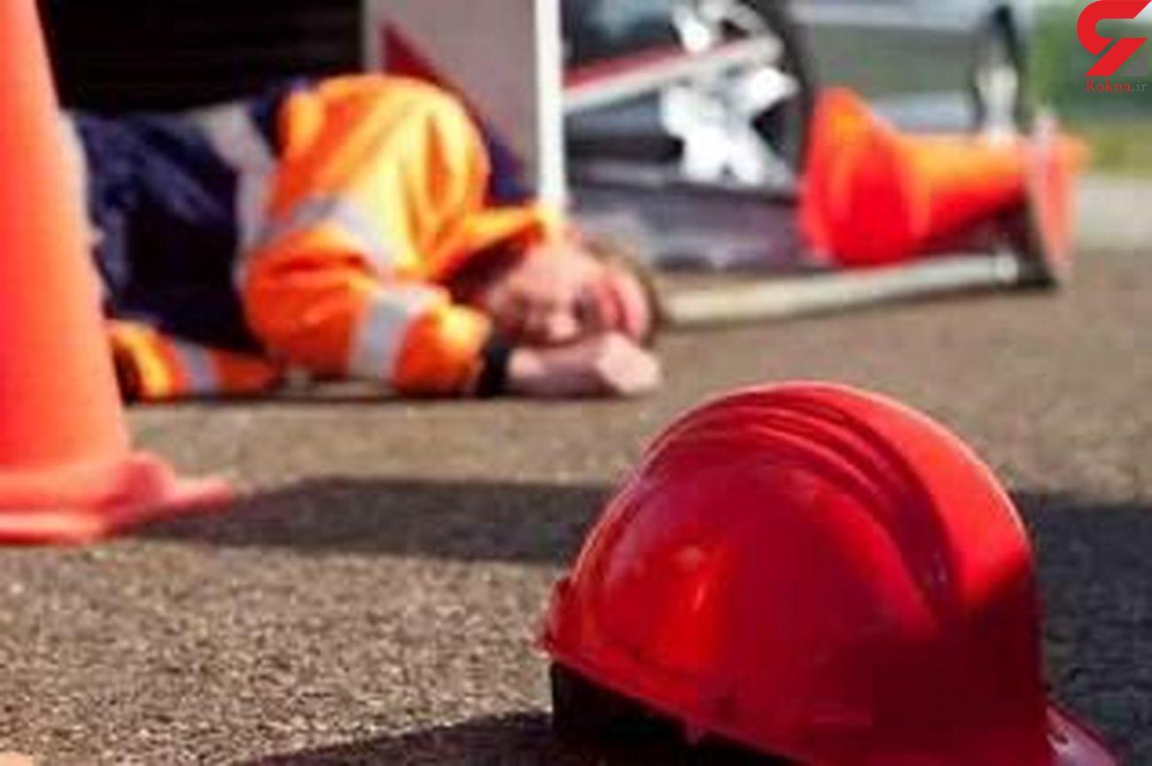 مرگ101 نفر ناشی از حوادث کار در سال 99
