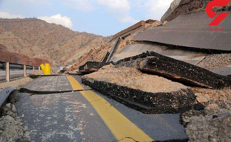 سیل به ۱۴هزار کیلومتر از راههای کشور آسیب وارد کرد