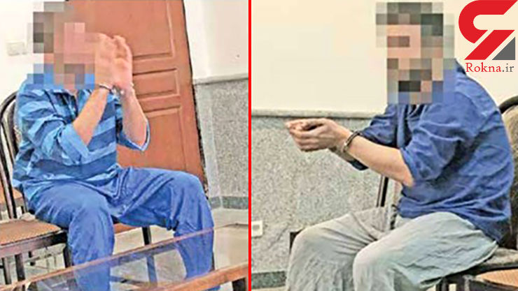 گفتگوی تکاندهنده با 2 قاتل تهرانی که همخانه بودند ! + عکس