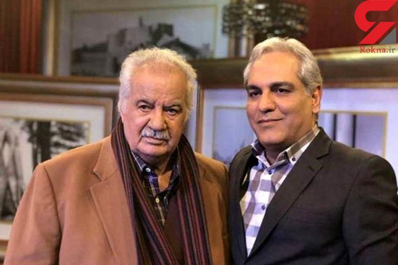 ماجرای لو رفتن فیلم گفتگوی مهران مدیری با ناصر ملک مطیعی در دورهمی چه بود؟