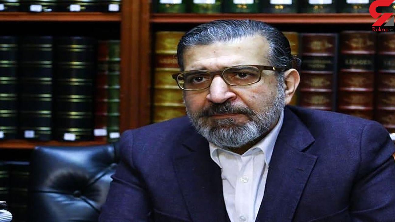 صادق خرازی: روحانی و احمدی نژاد را محاکمه کنی