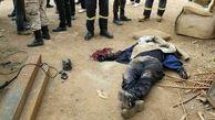 4 کارگر کارخانه زرندیه زیر خروارها سنگ مدفون شدند / یک تن در دم جان باخت + عکس