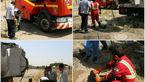 گاز چاه فاضلاب قاتل 2 کارگر در خرم آباد شد + عکس