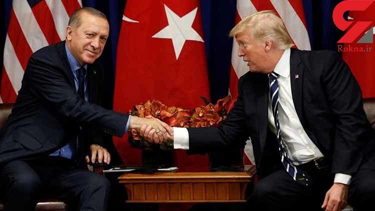 ترامپ میانجیگری بین ترکیه و کردها را پیشنهاد کرد