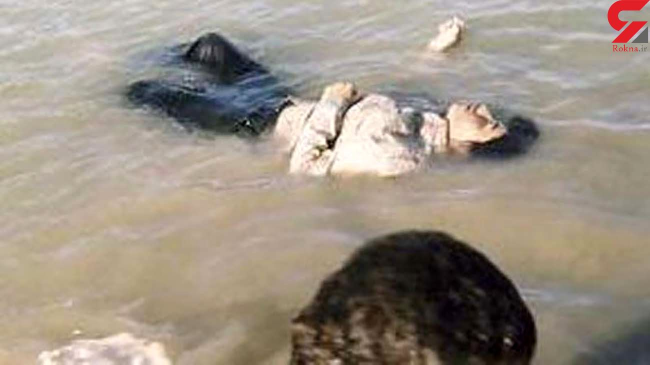 مرگ جوان 30 ساله اصفهانی در استخر خاکی