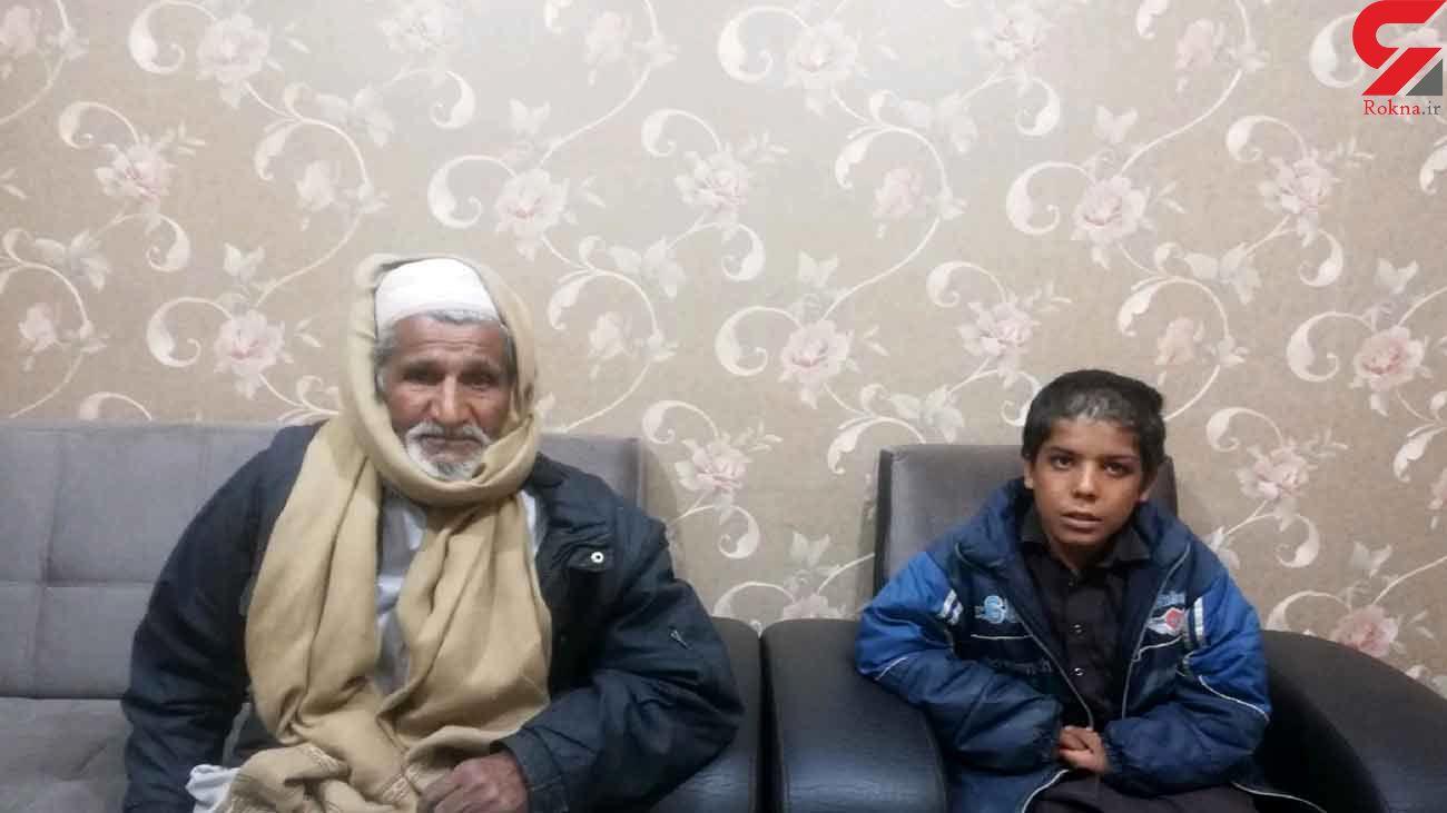 حمله پلنگ به کودک 10 ساله نیکشهری + عکس