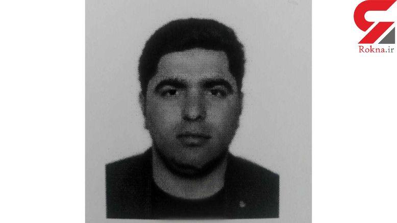 دستگیری نیکزاد کرمی نژاد در کرمانشاه / گرفتار نقشه این مرد شده اید؟+ عکس چهره