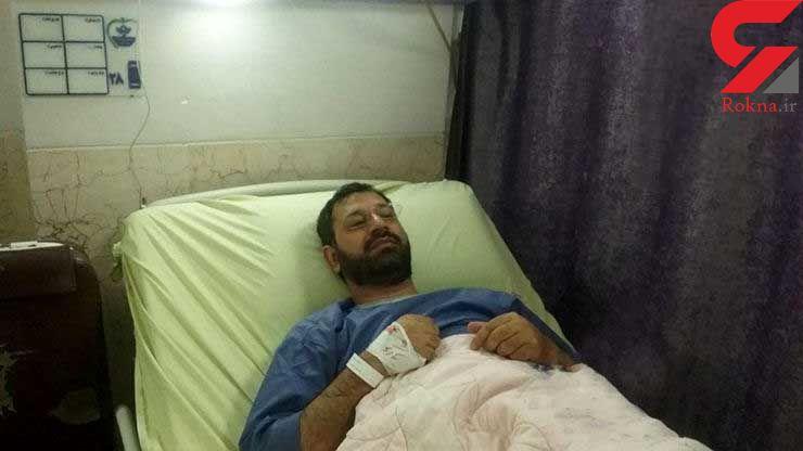 بازداشت 2 دختر که روحانی همدانی را با شاسی بلند زیر گرفتند + عکس روحانی