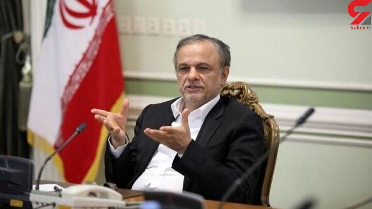 رزم حسینی پاسخ روحانی و جهانگیری را داد