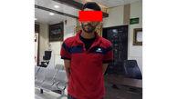 بازداشت عامل قطعی برق در آبادان + عکس