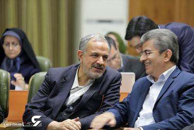 مسجد جامعی / عضو شورای شهر تهران