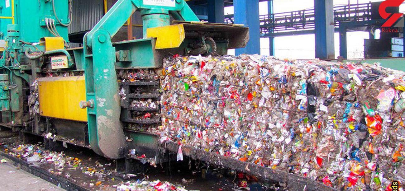8 میلیون تن زباله زیر آب سد هراز کشیده می شود /  زباله دزدی مانع اجرای طرح بازیافت است
