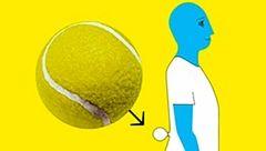توپ تنیس خروپف شبانه را از بین می برد!
