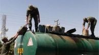 کشف ۹۰ هزار لیتر سوخت قاچاق در زاهدان
