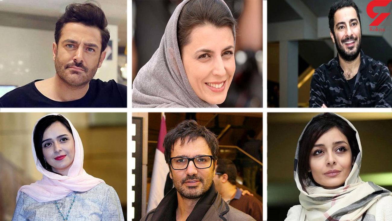 بازیگران ایرانی که با یک فیلم به شهرت رسیدند / از محمد گلزار تا نیکی کریمی + عکس ها