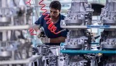 تولید ناقص برخی از خودروها به دلیل کسری قطعه