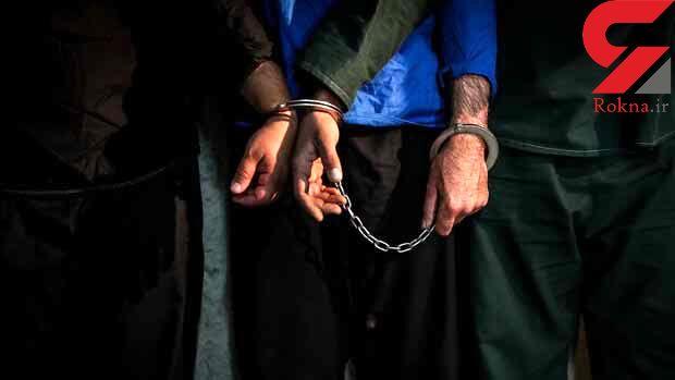 دستگیری 53 سارق حرفه ای در اهواز