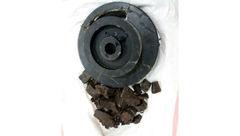 کشف تریاک از لابه لای چرخ دنده توسط ماموران گمرک