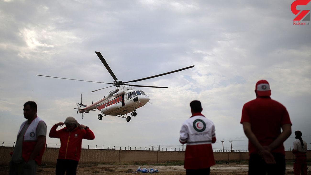 تهدید وقوع سیل در 11 استان/ امدادگران هلال احمر در حالت آماده باش