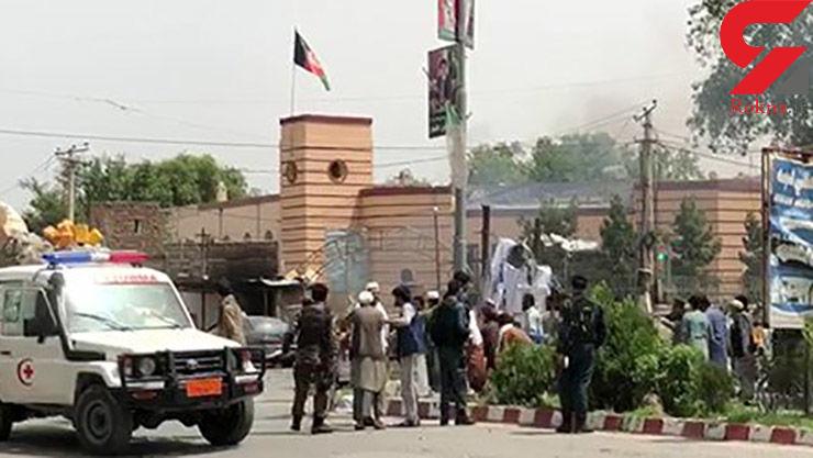 انفجار و درگیری مسلحانه در جلالآباد افغانستان/26 نفر کشته و زخمی شدند+تصاویر
